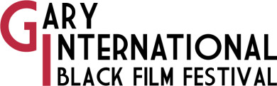 Gary International Black Film Festival Logo